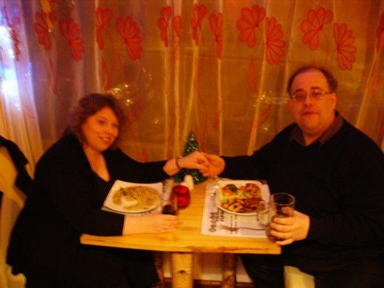 CCCP Restaurant: Stroganoff and Wild Boar! Yum Yum!