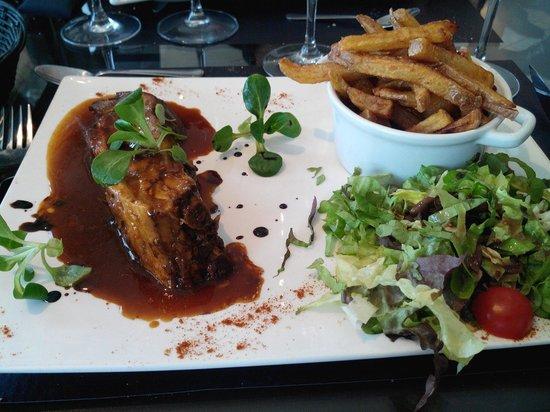 Bistrot de France: Travers de porc au caramel