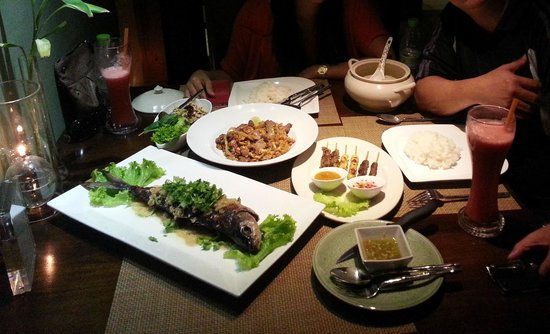 Sala Thai Restaurant : Dinner for Two