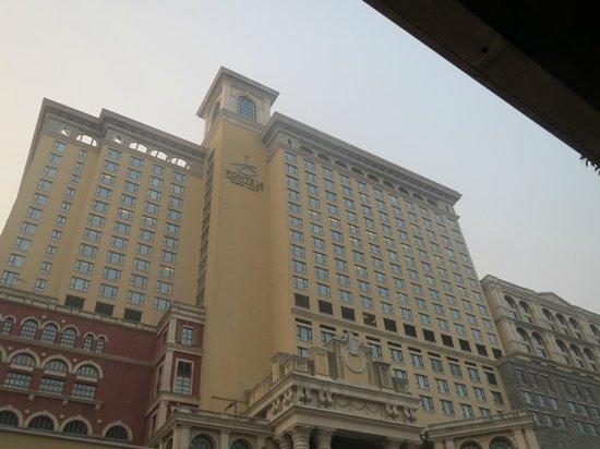Sofitel Macau At Ponte 16: Aussenansicht