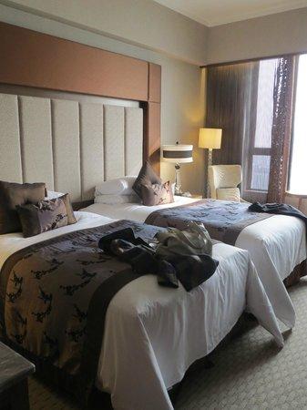 Sofitel Macau At Ponte 16: Zimmer auf dem Club Floor