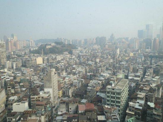 Sofitel Macau At Ponte 16: Aussicht von der Clublounge