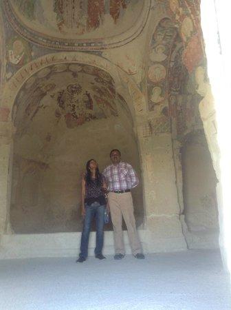 Zemi Valley: Church paintings