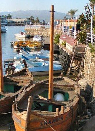Tiberias Harbour