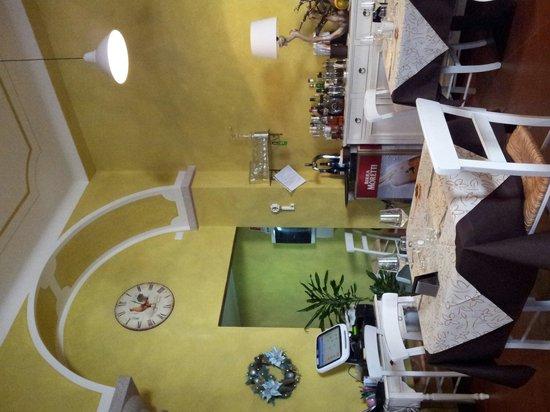 Nonna Italia Ristorante Pizzeria : Nice restaurant!!