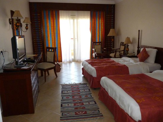 Caribbean World Resorts Soma Bay: Номер