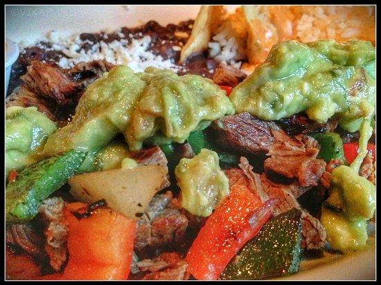 Marix Tex Mex Playa: Carne Asada