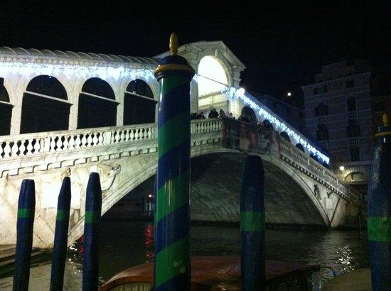 Hotel Al Duca di Venezia : Pont du Rialto