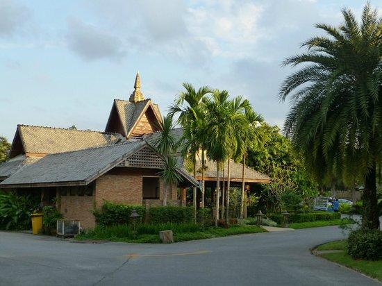 Phowadol Resort and Spa : Eindrücke von der Hotelanlage