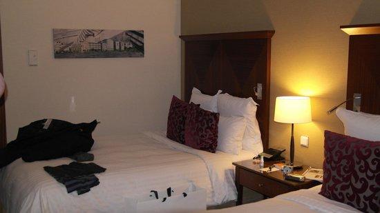 Berlin Marriott Hotel: Zimmer