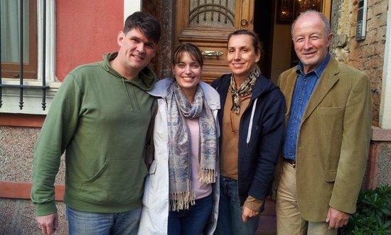 Dila Suites with Deniz & Ali