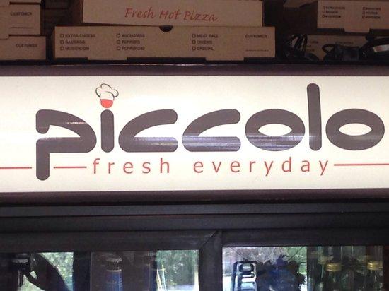 Piccolo Restaurant: Very Fresh !