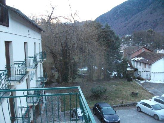 Le Castelet Hotel: vista desde la habitción
