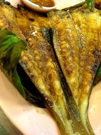 Long Beach: Barbecued Stingray