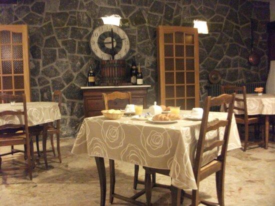 Le Castelet Hotel: desayuno