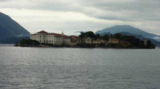 Hotel Villa Ruscello: view from the room
