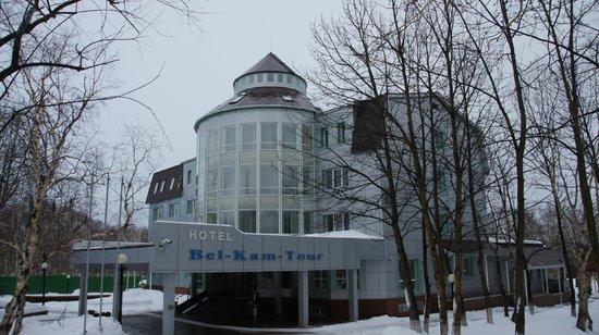 Bel Kam Tour: Здание отеля