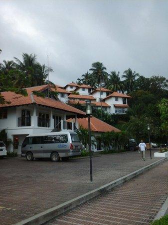 Nongsa Point Marina & Resort : Chalets of the resort