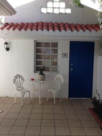 Tres Palmas Inn: nuestra habitacion