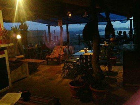 Punta Descartes Hotel: le restaurant....