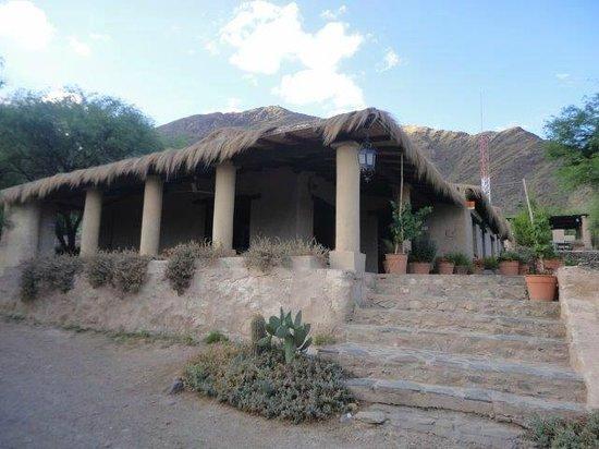 La Paya: edificio