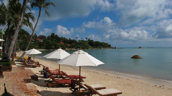 Renaissance Koh Samui Resort & Spa: Resort Beach