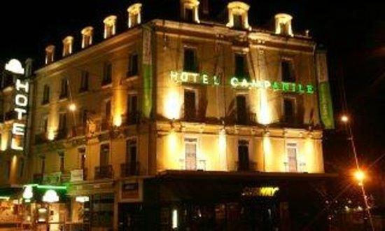 Campanile Dijon Centre - Gare : From across the road
