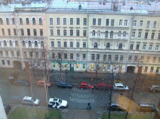 NasHotel: Вид из окна