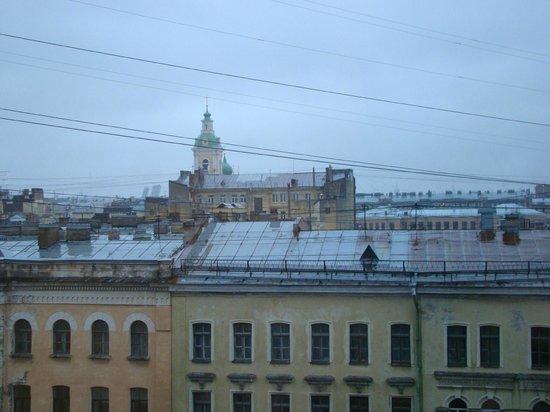 NasHotel: Крыши