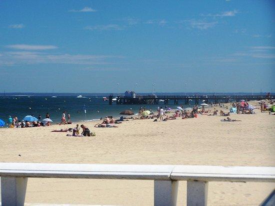 Jetée Thiers : The beach