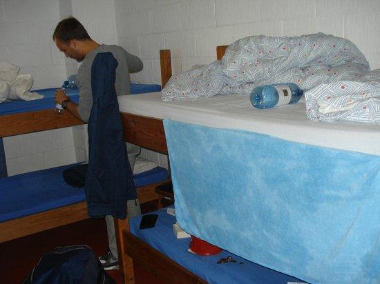Harbour Grange Backpackers Hostel: dorm