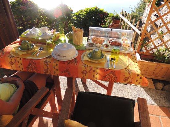 Le Eriche: Breakfast !!!