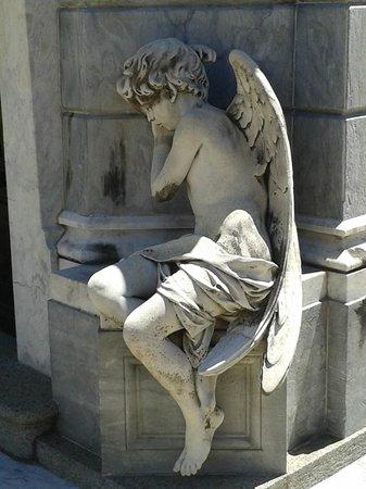 Recoleta: Esculturas.