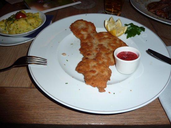 Der Pschorr: Wiener Schnitzel
