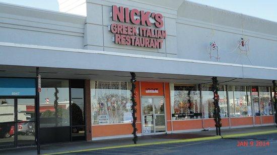 Nick's Roman Terrace