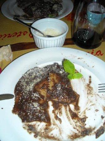 Osteria Garibaldi: i deliziosi tortelli
