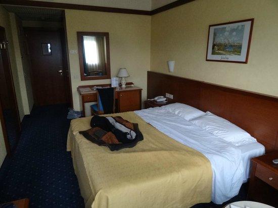 Hotel Raffaello Firenze: chambre