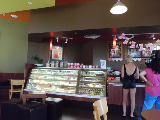 Watertown Brand Outlet Centre: Gloria Jean's Coffees