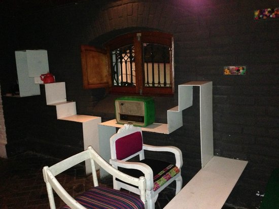 Ayahuasca Resto Bar: Boutique bar