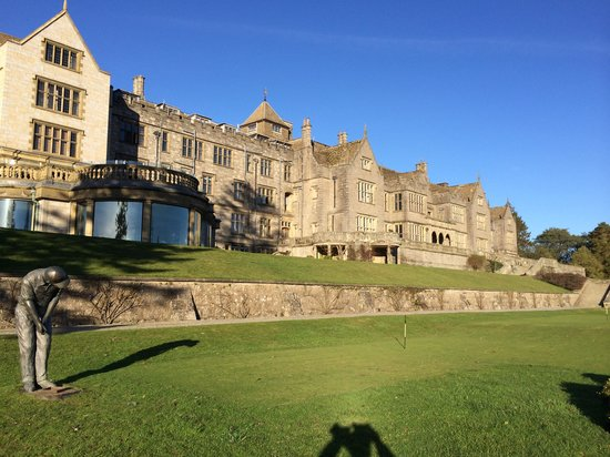 Bovey Castle Hotel: See the sun does shine