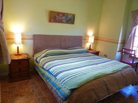 Terrace Lodge & Tours: La nostra camera