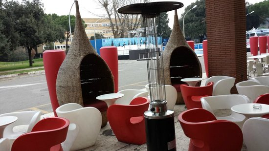 Red esterno picture of restaurant design rome