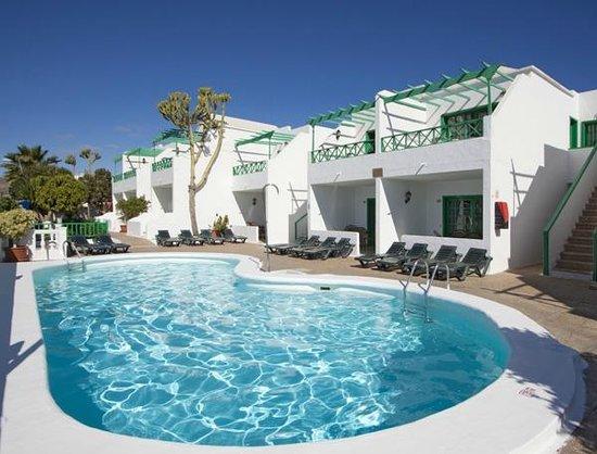 Hotel Lanza Teneguia: Вот так он и выглядит
