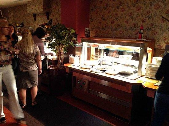 RIN Grand Hotel: Завтрак