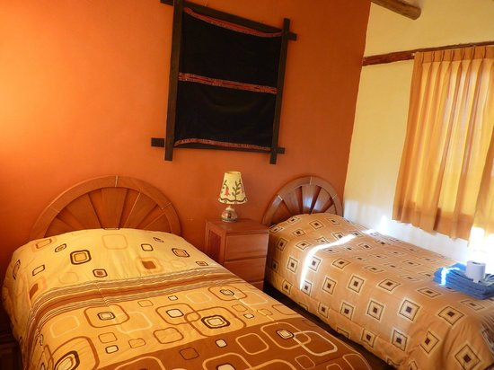 Hostel Andenes: La nostra camera
