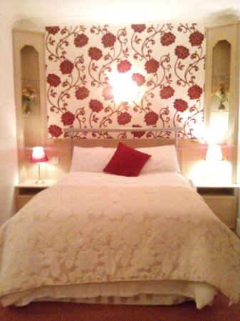 The Grant Arms Hotel: Exective Double Ensuite