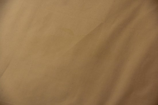 Savera Hotel: Stains on the bedsheets