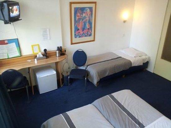 Hotel Baan: 3 perskamer