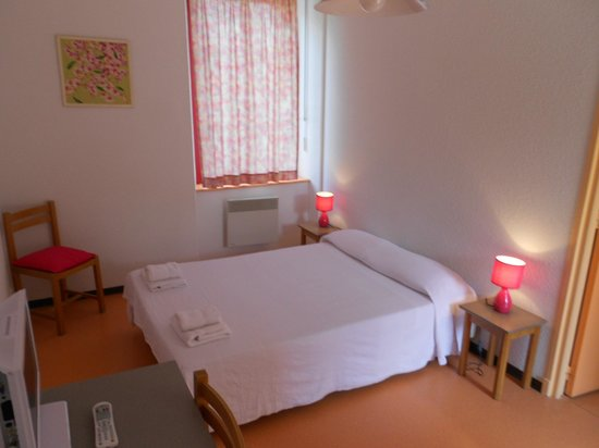 Residence du Rougier: Chambre double