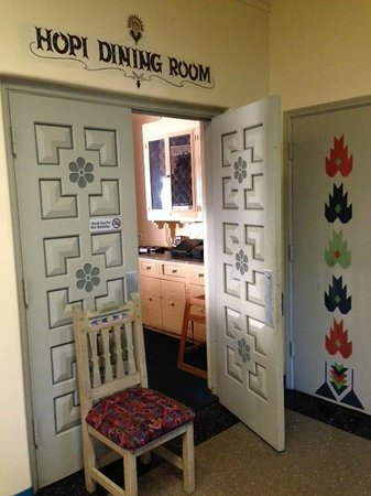 Kachina Lodge Resort and Meeting Center: Doorway